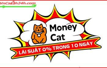 Vay Online 10tr Tại MoneyCat Chỉ Cần CMND Nhận Tiền Trong 24h