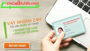 vay tiền online nhanh trong ngày tại Vncash24h.com