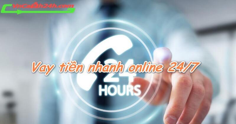 vay tiền online nhanh 24/7 tại tphcm