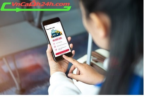 vay tiền online qua app ứng dụng di động tại tphcm