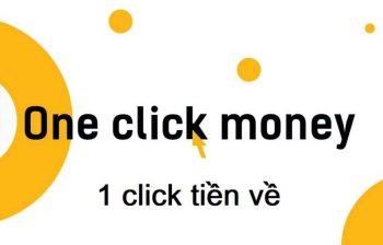 vay tiền online siêu tốc với Oneclickmoney