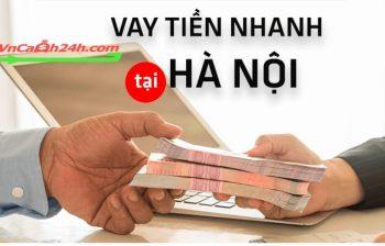 Vay tiền online tại Hà Nội