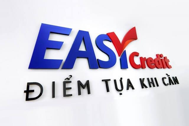vay tiền theo sao kê ngân hàng tại Easycredit