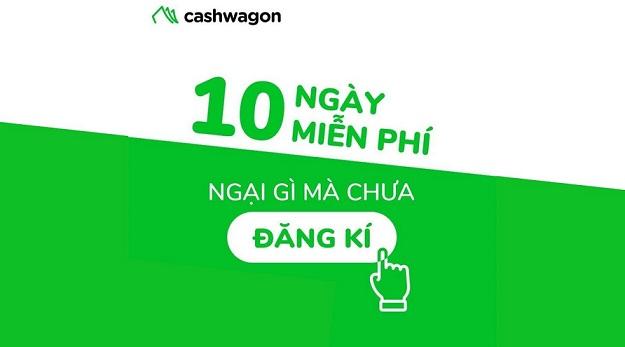 ưu điểm khi vay tiền tại cashwagon